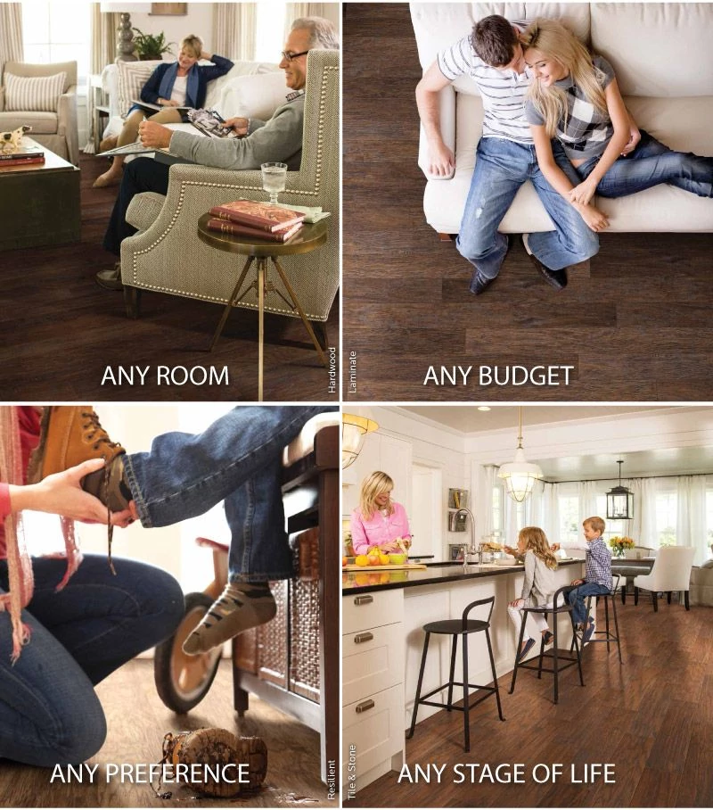 Any Room, Any Budget, Any Preference, Any Stage of Life