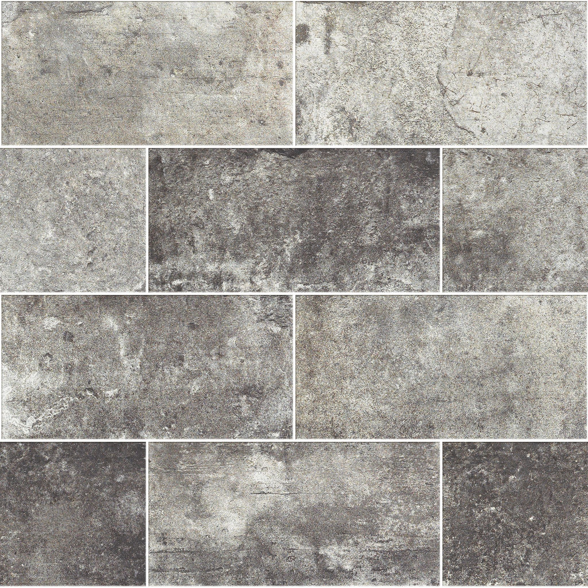 Style name and number: San Francisco 4″x8″ CS64M and color name and number: Lombard 00500