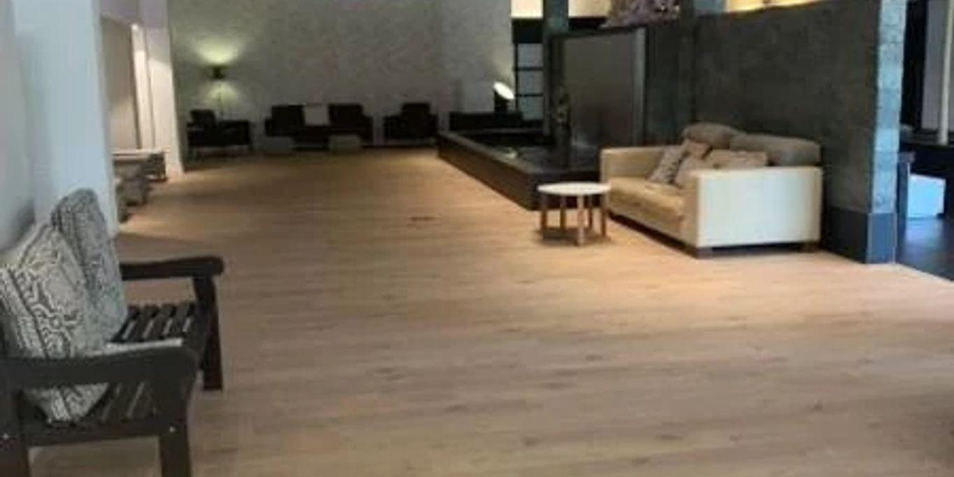 Wellness project with COREtec® floors