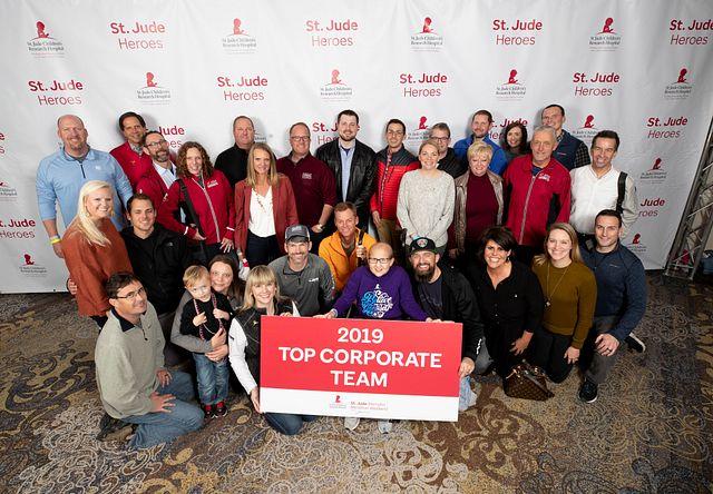 Top corporate team 2019