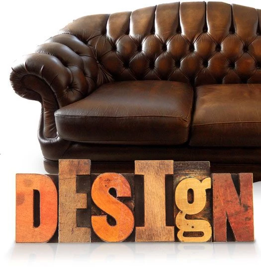 Rustic Design Couch