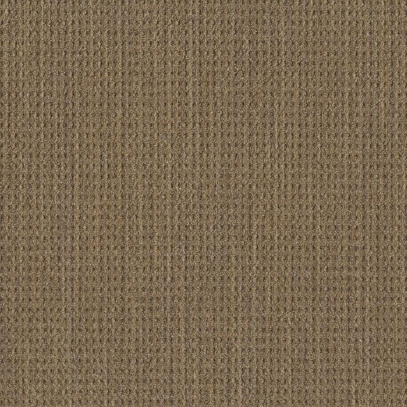 close up image of loop pile carpet