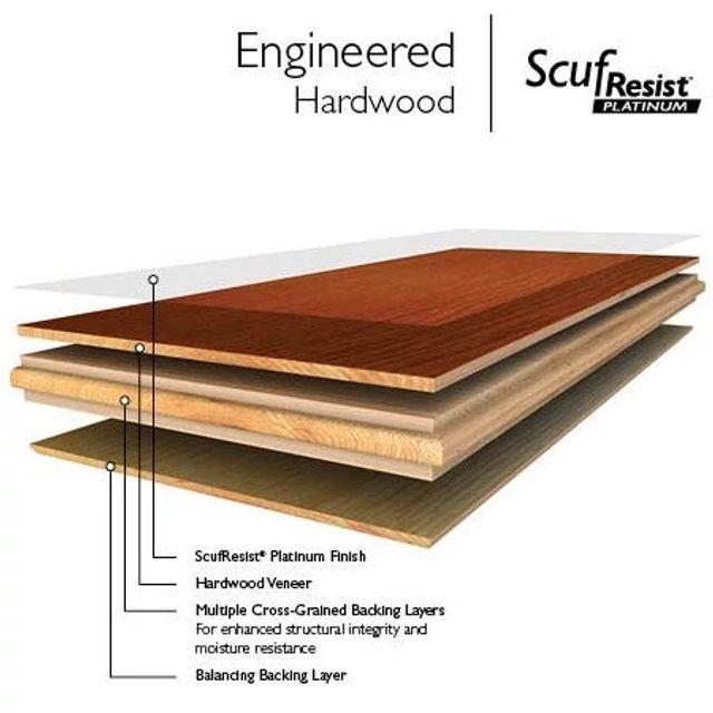 Hardwood Engineered Construction